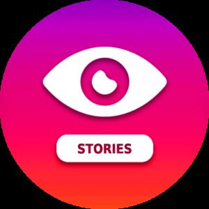 Просмотры историй/Stories